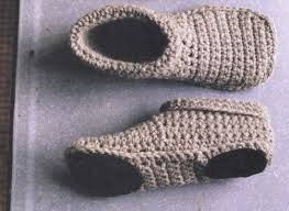 Crochet Free Patterns Enchanting Unisex Slippers Crochet And Knitted Free Patterns