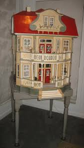 mini furniture sets. Antique Doll House | Probably One Of The Rarest Furniture Sets You Will Mini