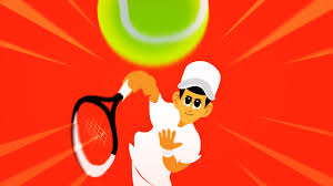 tennis star novak djokovic response to ma character animation film nd image