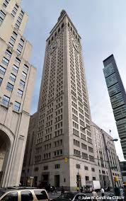 The building figured prominently in the metropolitan life insurance company's advertising for many years by the late 1920s, the 1909 met life tower and the 1919 north annex were becoming too small to house the continuously growing activities of the metropolitan life insurance company. Metropolitan Life Tower The Skyscraper Center