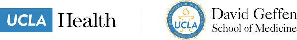 UCLA Health and David Geffen School of Medicine at UCLA logo used ...