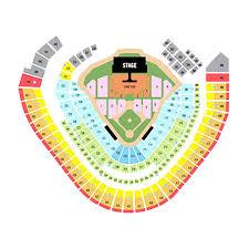 Miller Park Milwaukee Tickets Schedule Seating Chart