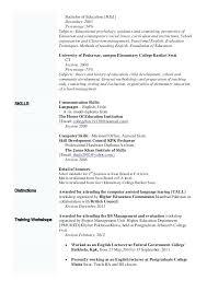 Resume Language Proficiency New Examples Of Language Skills On Resume Primeflightsdirtysecrets