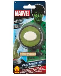 men s marvel universe hulk body paint costume accessory