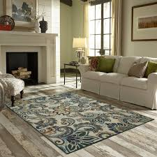 better homes and gardens paisley berber printed area rug or runner pad home outdoor decoration small