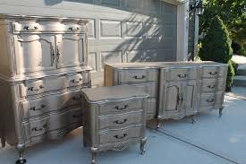 diy metallic furniture. diy silver furniture finish the magic brush diy metallic i