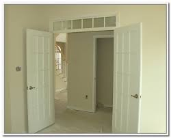 interior french doors without glass