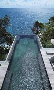 infinity pools edge. A Swimming Pool With Commanding View Of The Ocean Infinity Pools Edge