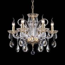 Подвесная <b>люстра Crystal Lux Ice</b> New SP6 по выгодным ценам в ...