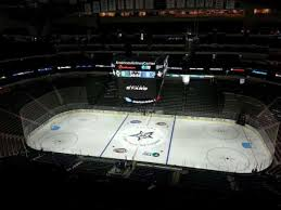 American Airlines Center Stars Seating Chart American Airlines Center Section 325 Row R Home Of Dallas