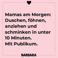 Muttertag Am 13 Mai Die Besten Sprüche Für Mütter Barbarade