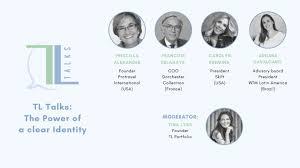 The Power of a clear Identity: Priscilla Alexander, Francois Delahaye,  Carolyn Kremins & Adriana C. - YouTube
