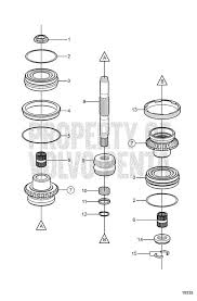 volvo penta exploded view schematic upper vertical shaft dpx a exploded view schematic
