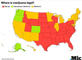 states that have legalized marijuana for recreational use