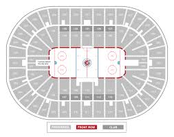 Seat Viewer Cincinnati Cyclones
