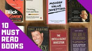 STOCK MARKET INVESTING BOOKS - BEGINNERS AND PROS MUST READS - YouTube