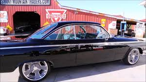 1962 Chevy Bel Air Bubble Top - YouTube