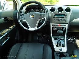 2012 Chevrolet Captiva Sport LT Black Dashboard Photo #66876479 ...