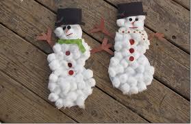 3 Fun Snowman Crafts Decorations