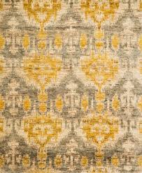 xavier gray gold rug 2 x 3