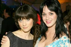 Katy Perry Admits She Used to Pretend to Be Zooey Deschanel to Get Into  Clubs