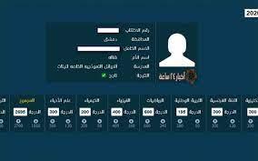 رابط نتائج الثانوية العامة 2021 سوريا - YASWPN