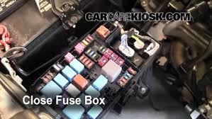 replace a fuse 2005 2015 toyota tacoma 2006 toyota tacoma pre 6 replace cover secure the cover and test component