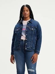 Plus Size Denim Jackets Womens Plus Size Jean Jackets