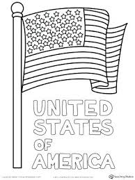 Coloring Pages American Flag Coloring Pages Flag Flag Coloring Page