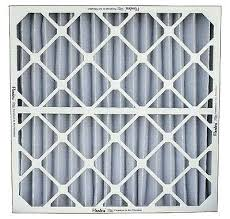 Flanders Filters X 2 Furnace Air Filter Pleat Flanders Filters 14x24x1