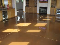 Painting Interior Concrete Floors Floor Easy To Maintain And Add Unique Character With Home Depot