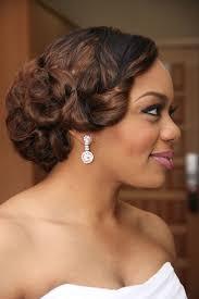 Hair Style For Black Women 127 best wedding hair styles for black women images 7870 by wearticles.com