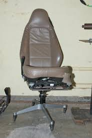 bmw z3 office chair seat converted 8 bmw z3 office chair seat converted