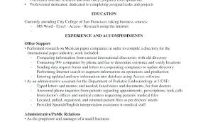 Welding Resume Examples Letter Resume Directory