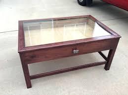 shadow box coffee tables furniture coffee tables weathered shadow box table table shadow box coffee table