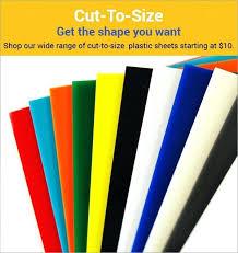 Clear Plastic Grid Sheet Clear Plastic Graph Paper Clear Plastic