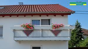 Balkongel Nder Alu Ab 115 Kaupp Balkone Sterreich