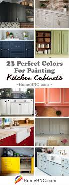 Have you painted your kitchen cabinets recently? 23 Best Kitchen Cabinets Painting Color Ideas And Designs For 2020