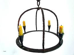 hanging tea light chandelier votive hanging chandelier tea light holder