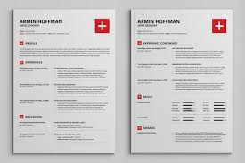 Resume 2 Pages 100 Pages Swiss Resume Extended Pack on Behance 89