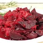 beets with onion   cumin