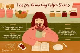 You have the best chance of completely eliminating the stain if you move fast. How To Remove Coffee Stains From Clothing
