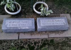 Myrtle Marie Perigo Gibbs (1894-1988) - Find A Grave Memorial