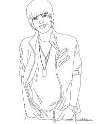 Small Picture Justin bieber close up coloring pages Hellokidscom