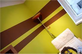 Farbige Wande Streifen