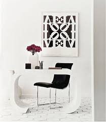 black and white office decor. office black and white decor