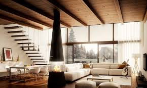 Warm Living Room Cozy Warm Living Room Interior Design Ideas