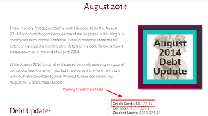 What Credit Cards To Pay Off First Debt Payoff Case Study How I Paid Off 6 000 In 6 Months