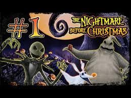 The Nightmare Before Christmas: Oogie's Revenge Walkthrough Part 1 ...