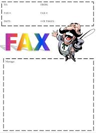 Circus Ringmaster Fax Cover Sheet At Freefaxcoversheets Net